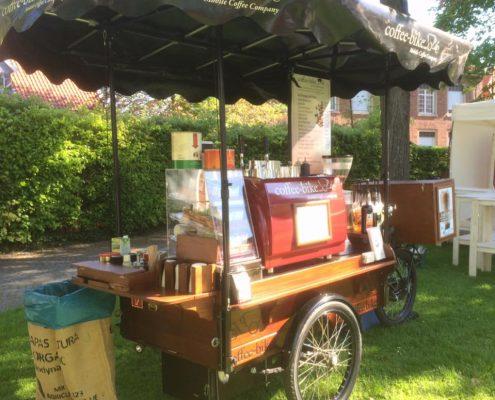Kaffeefahrrad Warendorf